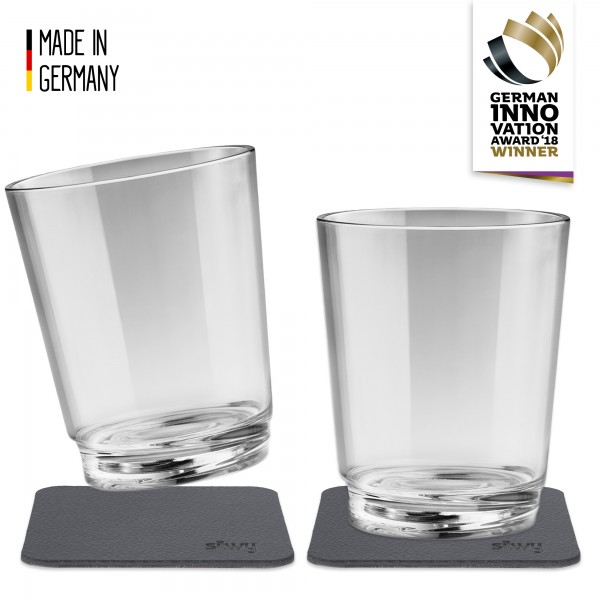 Magnetic Drinking Cup (set of 2), The Classic