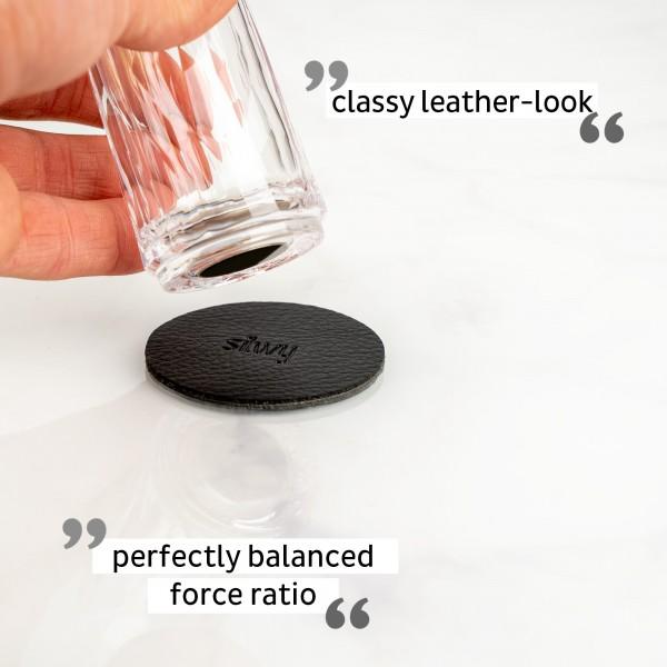 Magnetic Plastic Glasses SHOT (Set of 4), Hightech