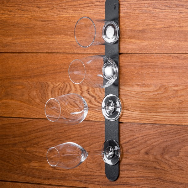 Metal strip 50 cm for glasses / pins / hooks