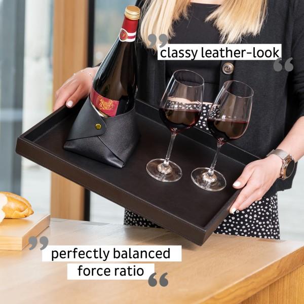 2IN1 magnetic drink holder and bread basket