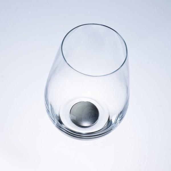 Magnetic crystal glass longdrink MAGIC-BOX