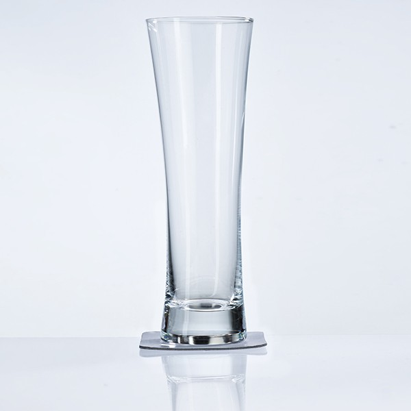 Magnetic crystal glass beer