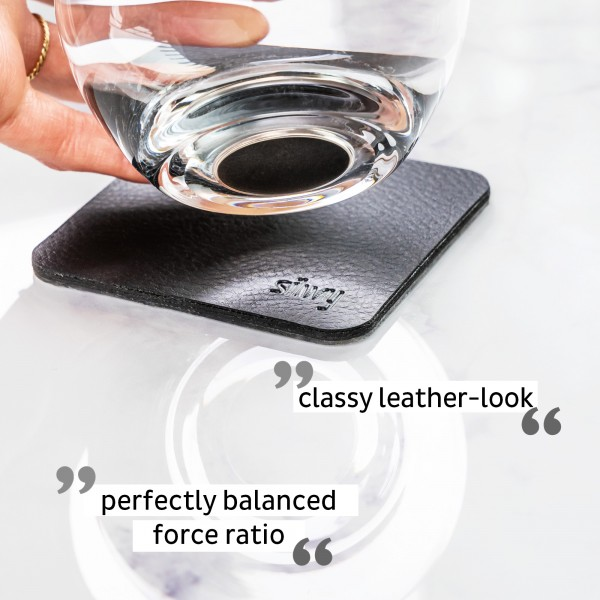 Magnetic Crystal Glass WHISKY MAGIC-BOX